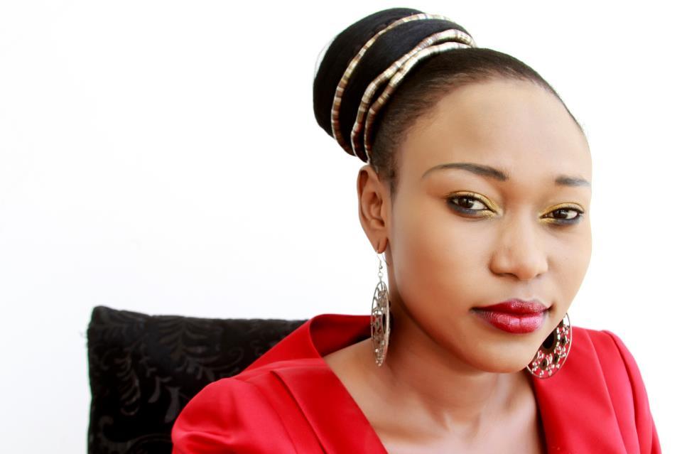 Awa Jobarteh The 'New Darling' at GRTS Picks Jammeh's Fight on Gambian Diaspora Activists - 544315_4783176384649_583093105_n
