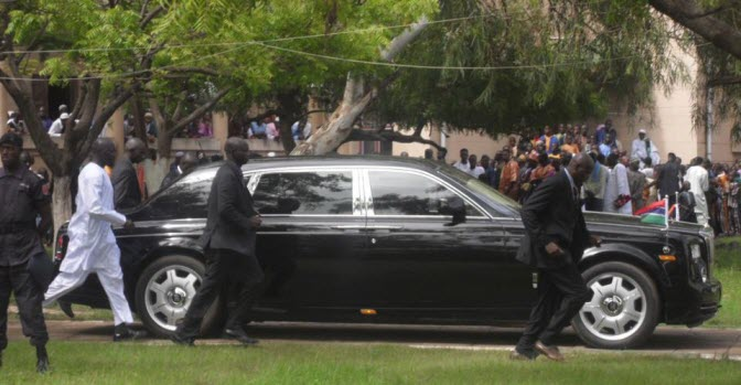 Yayah-Jammehs-car - GAINAKO