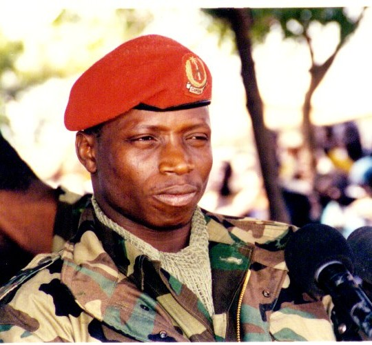 Image result for YAHYA JAMMEH MILITARY