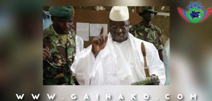 Editorial: Gambian President Yahya Jammeh is the Ultimate Betrayer