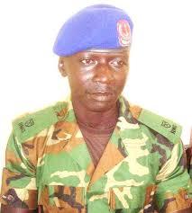 Major Sanna Manjang