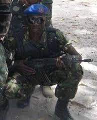 Private Sulayman Sambou