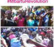 Gambian women demonstrating their frustration to the Jammeh Regime