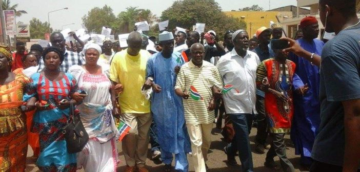 Gambia: Travesty of Justice; Transcript of the most embarrassing trial of the Century
