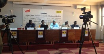 Article 19 and Amnesty International Press Conference