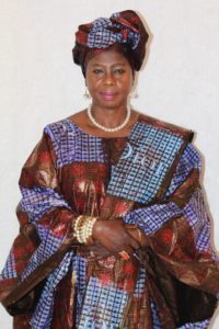 Isatou Touray (Dr.) Indepenedent Candidate