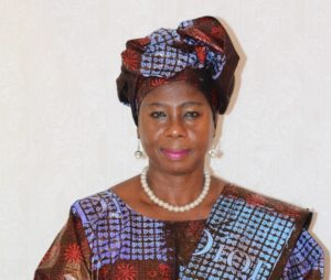Isatou Touray1 (Dr.) Indepenedent Candidate
