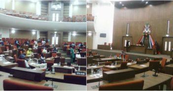 The Gambian National Assembly - (DuManKena) Photo Credit Gainako