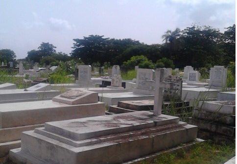 The Banjul Christian Cemetery A Target