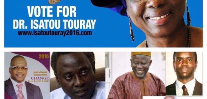 An Open Letter to GOFER; Matter of Gambia's Opposition Unity