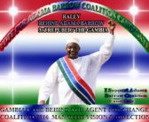 Breaking News: Coalition Leader, Adama Barrow, Declared Gambia's President-Elect