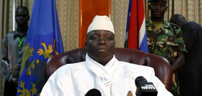 Building The New Gambia: Capture Yahya Jammeh NOW!