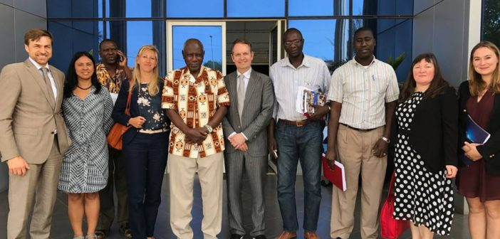 EUROPEAN UNION ELECTION OBSERVATION MISSION THE GAMBIA 2017