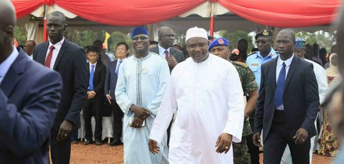 Building the New Gambia: Financial Transparency and Accountability