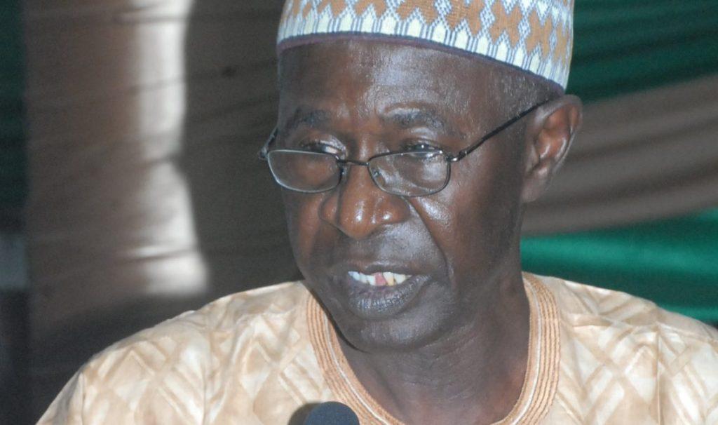 Fabakary Tombong Jatta (APRC Interim Leader)