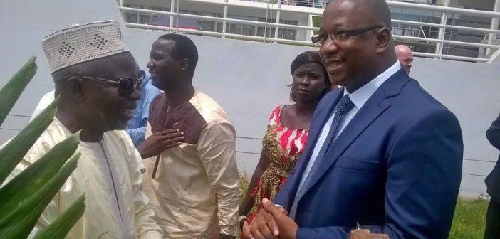 "Mamma Kandeh calls Arrest of GDC 7 ""Unlawful"""