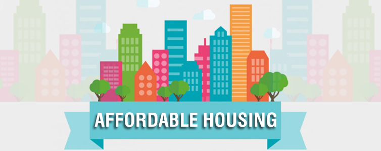 how does affordable housing work
