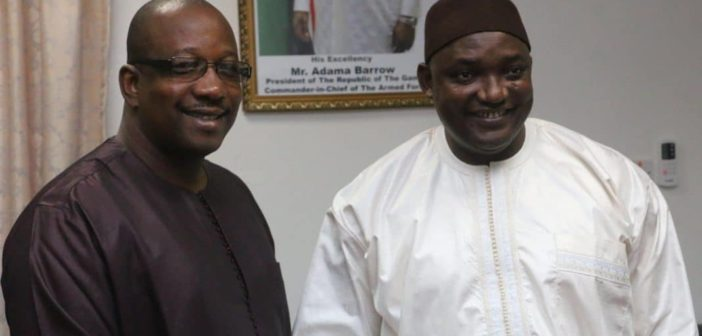 Separation of Powers: Checks and Balances to Optimise The Gambia's Fledgling Democracy