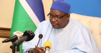 President Barrow reveals Banjul-Barra Construction plan 2019, as he unravels vision for New Gambia
