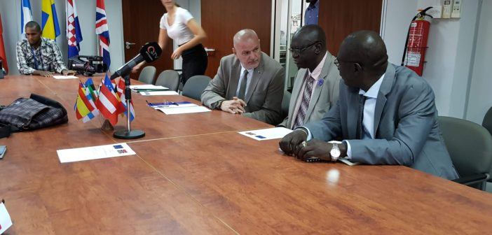Gambia Fisheries Minister Reveals Agreement for 136 Euros per ton of Fish