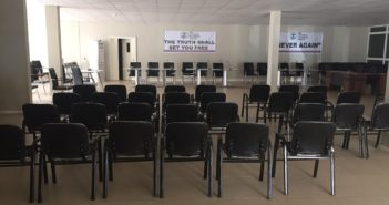 UNDP disburses over 15 million dalasis worth of equipment to TRRC