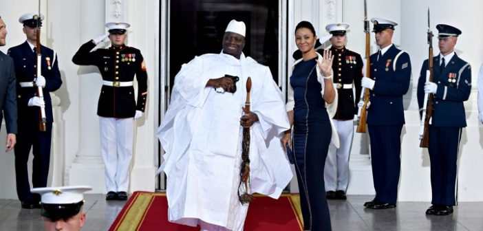 US Bans Former Gambian Dictator and his Family from Entry into the US Due to Corruption, Rights Violations