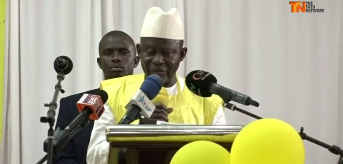 UDP Leader Ousainou Darboe issued stern warning to party elected Officials against Bribery, Corruption & Party Division