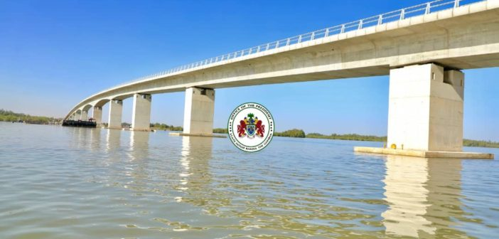 President Adama Barrow to Inaugurate TransGambia Bridge on Monday