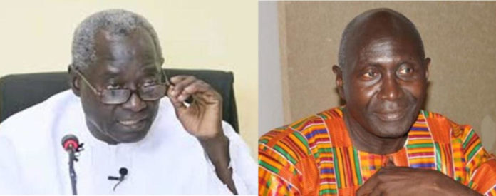 Hon. Halifa Sallah 'Outrageous fabrication of evidence by Momat Cham'