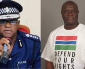 Madi Jobarteh: IGP cannot deny citizens the right to Protest!