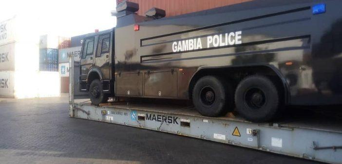 Security Sector Reforms: Armored Riot Vehicles, NSP Launched and Responsive Gender Budgeting