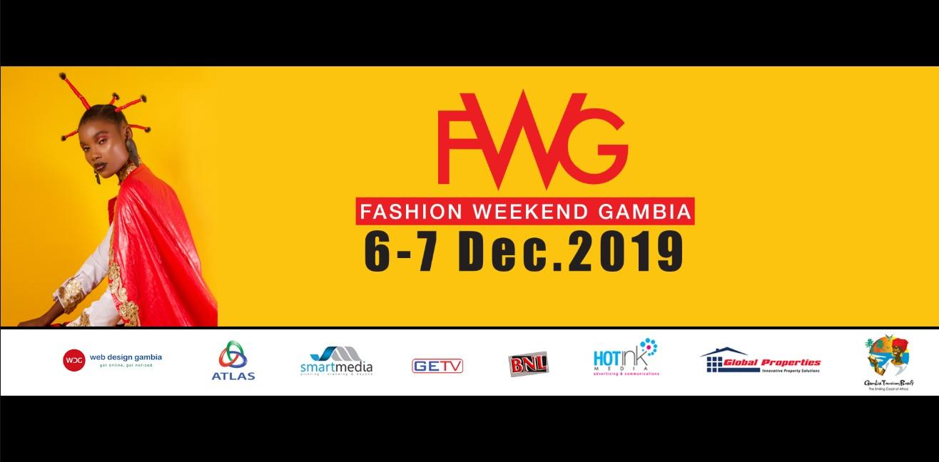 Fashion Weekend Gambia 2019 Theme Afro Revolution