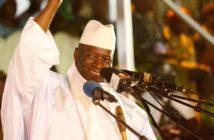 Jammeh before Polls