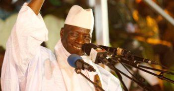 Jammeh before Polls