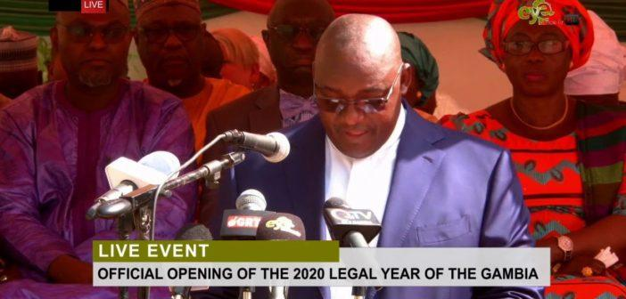 STATEMENT BYH.E MR ADAMA BARROW, PRESIDENT OF THE REPUBLIC OF THE GAMBIA