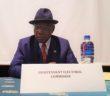 IEC Chairperson, Alieu Momar Njai