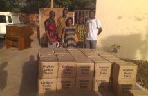 Lutheran Church Donating Goods