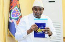 President Barrow and Draft Constitution