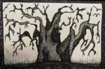 Drawing of a Tree (c) Tony Cisse