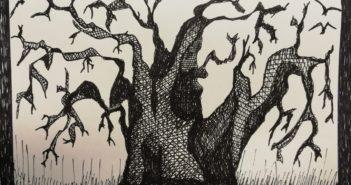Drawing of a Tree (c) Tony Cisse