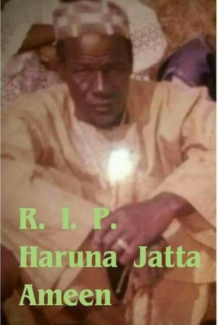 Harona Jatta deceased
