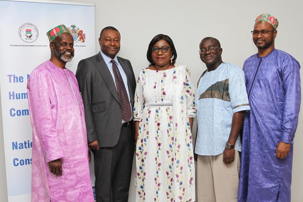 NHRC, Commissioners