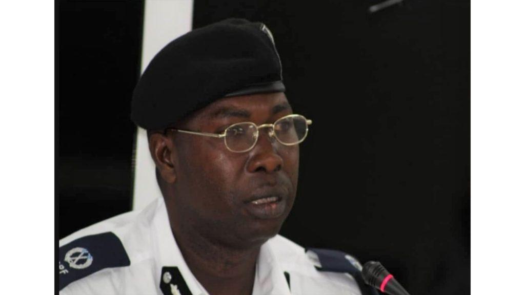 Commissioner of Anti Crime Unit, Gorgi Mboob