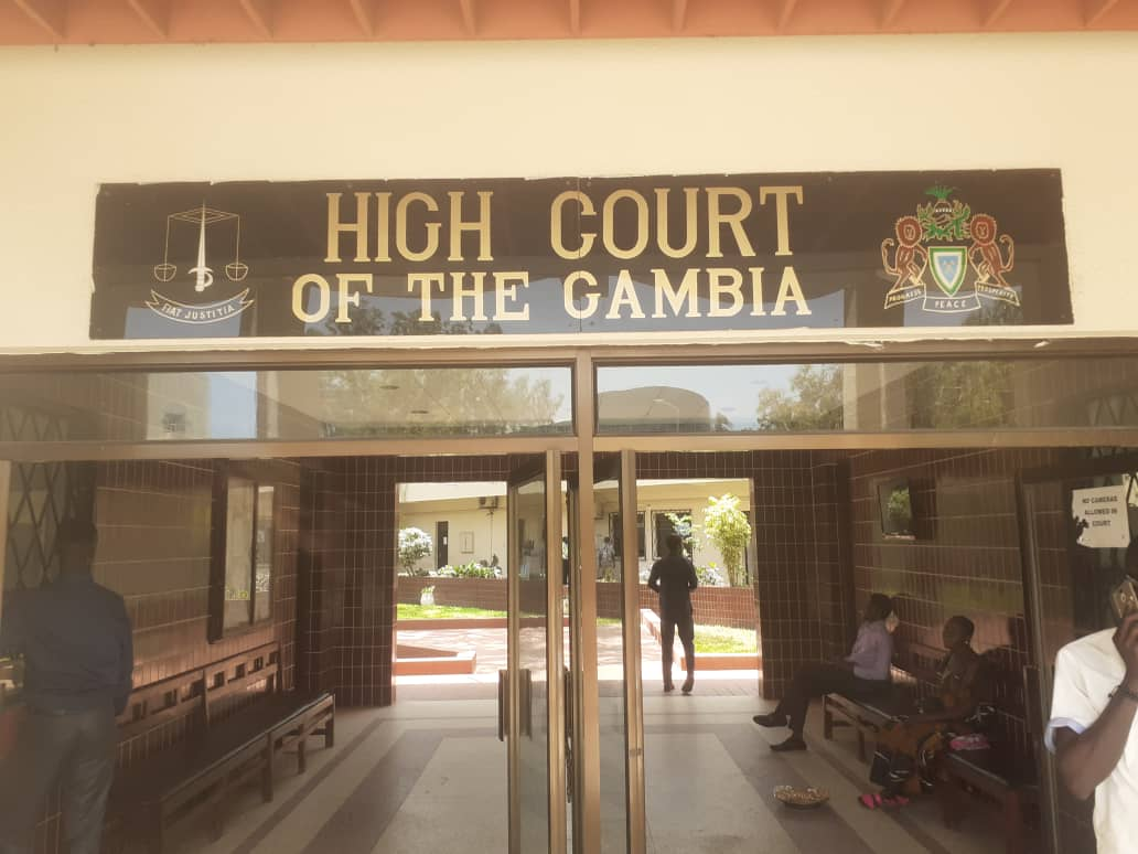 The Gambia High Court