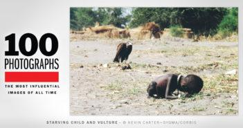 Starving Child & Vulture by Kevin Carter