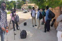 Gambian Media Kept outside National Assembly