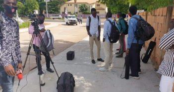 Gambian Media Kept outside National Assembly