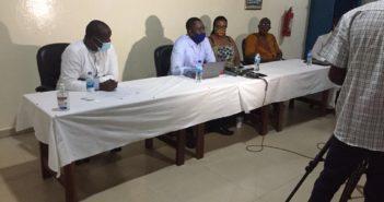NAVSTI Press Conference