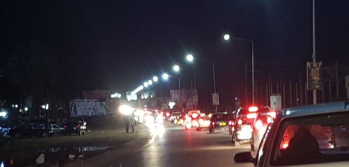 Concerned Commuter urges Transport Minister to fix Roads & Traffic Jams