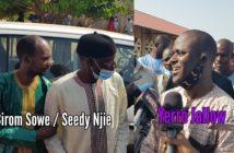 Niamina West by Elections Birom Sowe vs Yerro Jallow